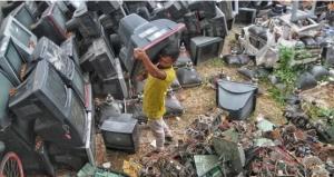 زباله الکترونیک بیشتر از آنچه که فکر میکنید خطرناک است