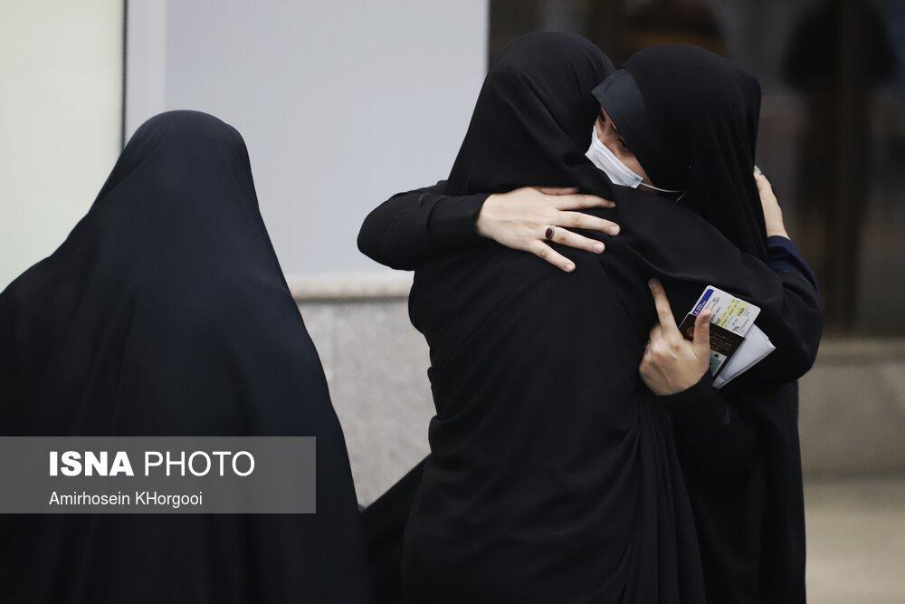 اعزام زائران اربعین حسینی از فرودگاه بندرعباس