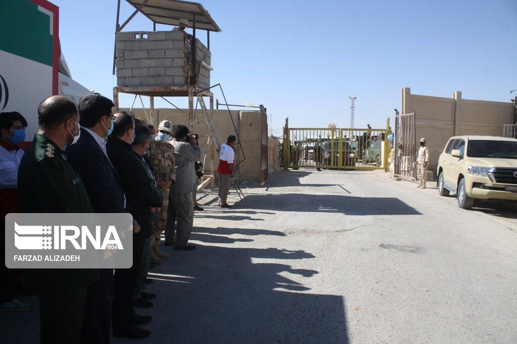 فرماندار: مرز مهران از طرف عراق بهطور کامل مسدود شد
