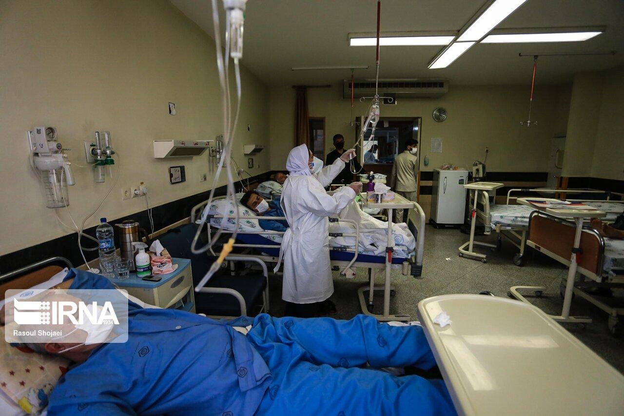 ۴۳ بیمار جدید کرونایی در ایلام بستری شدند