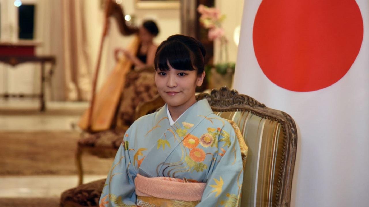 پرنسس ژاپنی برای ازدواج با همکلاسی خود قید یک میلیون دلار را زد!