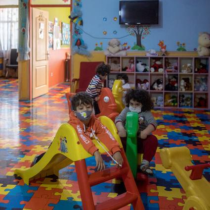 بازگشایی «مهدهای کودک» در شهرهای غیر از شرایط قرمز