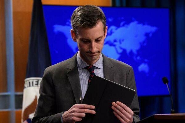 سخنگوی وزارت خارجه آمریکا به کرونا مبتلا شد