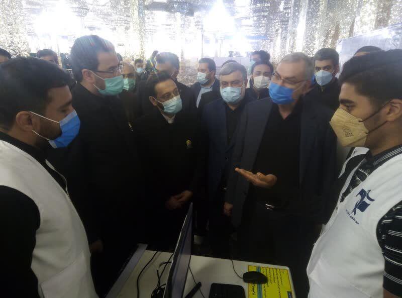 وزیر بهداشت: بهترین فرصت برای واکسیناسیون فراهم شده است