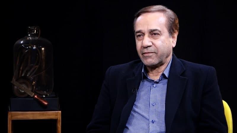 خاطره محمد گلریز از تمجید امام خمینی (ره) از یک اثر موسیقایی