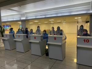 اخذ بیش از ۱۶۷ هزار تست کرونا از مسافران ورودی به کشور
