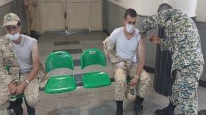 جزئیات واکسیناسیون سربازان در اصفهان