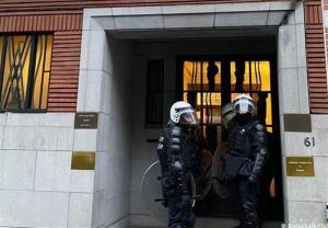 حمله افراد ناشناس به سفارت و نمایندگی افغانستان در ناتو و اتحادیه اروپا
