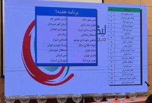 افتتاحیه لیگ یک با تقابل قهرمانان سابق لیگ برتر
