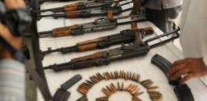 ۵ قبضه سلاح جنگی و شکاری در نقده کشف شد