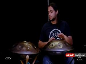 اجرای «هنگ درام» با فواصل موسیقی سنتی ایرانی