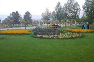 ورود به پارکها و بوستانهای بجنورد آزاد شد