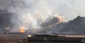 بمباران دیوانهوار یمن در پی پیشروی ارتش و کمیتههای مردمی