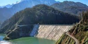 آبگیری ۴۰ درصدی سد مخزنی شهر بیجار در گیلان