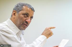 رجایی: امام به چیزی کمتر از سقوط صدام فکر نمی کرد