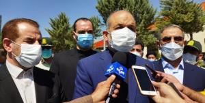 وزیر کشور: احمدزاده را برای خدمت و رفع مشکلات استان یاری دهید