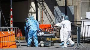تعلیق و اخراج کادر درمان واکسینه نشده در نیویورک