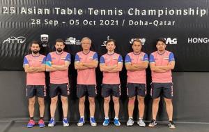 آخرین وضعیت ملیپوشان تنیس روی میز در آستانه یک بازی سرنوشتساز