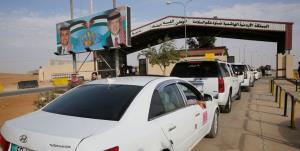 بازگشایی کامل گذرگاه مرزی اردن و سوریه