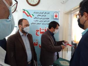 خط ملی نماد فوریتهای روانی اجتماعی دانشآموزان خراسان شمالی افتتاح شد