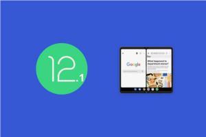 امکانات اندروید 12.1 فاش شد؛ بهبود چشمگیر تجربه کاربری در گوشیهای تاشو