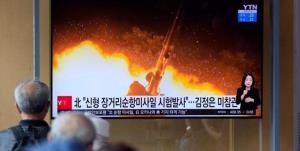 کره شمالی بازهم آزمایش موشکی انجام داد
