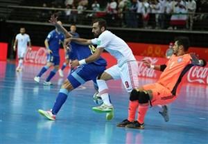 اظهار نظر 2 بازیکن قزاقستان پس از شکست ایران