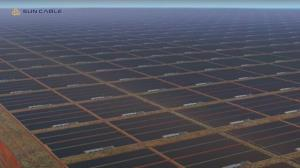 انتقال انرژی از استرالیا به سنگاپور با بزرگترین مزرعه خورشیدی جهان