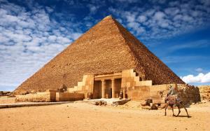 رازهایی مهم و جالب درباره اهرام مصر!