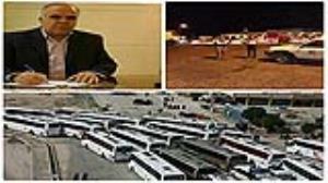 اعزام ۳۰ دستگاه اتوبوس از لرستان برای جابهجایی زائران اربعین