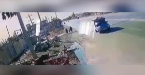 تصادف مرگبار پژو پارس با دو زن و یک کودک