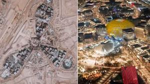 تایم لپس دیدنی از مراحل ساخت اکسپو 2020 دبی