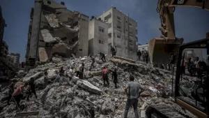 کمک مالی اتحادیه اروپا برای حمایت از نوار غزه