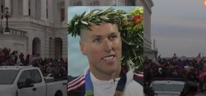 برنده مدال طلای المپیک بعنوان یکی از عوامل حمله به کنگره آمریکا معرفی شد