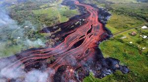 هشدار قرمز در هاوایی به خاطر فوران آتشفشان کیلاویا