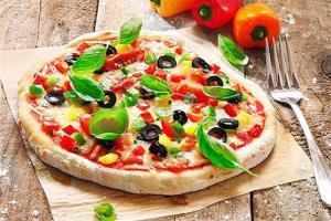 پیتزا فلفلدلمهای؛ غذایی رژیمی و کمکالری