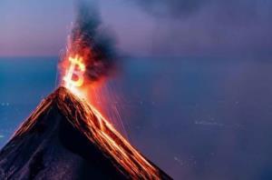 استخراج بیت کوین اینبار توسط انرژی حاصل از آتشفشان