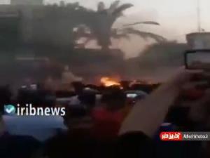 انفجار وحشتناک در بغداد