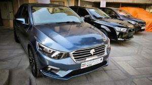 محصول جدید ایران خودرو شبیه کدام خودروی خارجی است؟