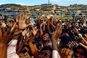 سازمان ملل: میانمار وارد یک بحران انسانی شده است