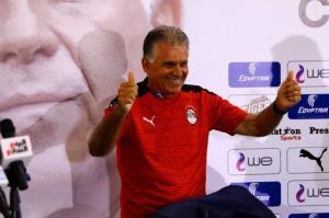کارلوس کیروش: از عملکرد و تمرکز بازیکنانم رضایت دارم