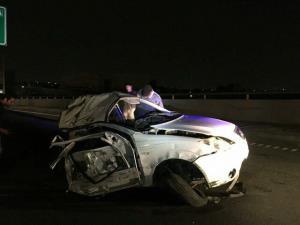 تصادف پژو با تیبا در خرمزال ۴ زخمی و یک فوتی برجای گذاشت