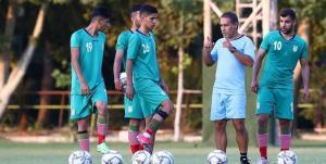 برنامه رقابتهای تیم فوتبال امید در مسابقات مقدماتی قهرمانی آسیا