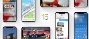 نسخههای iOS ۱۵.۰.۱ و iPadOS ۱۵ به روزرسانی شدند