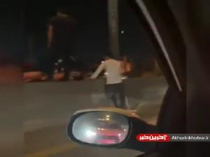 تصادف وحشتناک در اتوبان تهران- ساوه