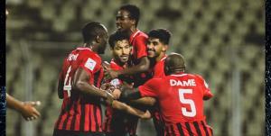 لیگ ستارگان قطر/ پیروزی یاران شجاع مقابل تیم کنعانیزادگان