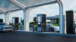 سریعترین شارژر خودروهای برقی راه اندازی میشود