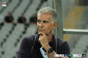کیروش: نیامدم تا در فوتبال مصر انقلاب ایجاد کنم