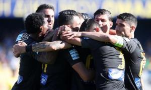 سوپرلیگ یونان/ پیروزی آاِک با پاس گل میلاد محمدی