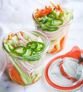 آموزش تهیه ترشی سبزیجات چینی